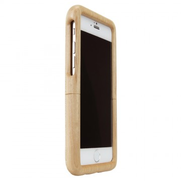 Real Wood Case for iPhone 6/6s  かえで(彫なし)