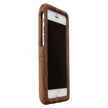 Real Wood Case for iPhone 6/6s  くるみ(彫なし)
