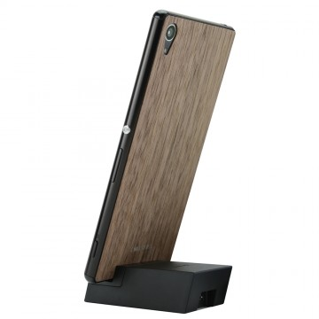 THE WOOD SKIN Surface Collection for Xperia Z4 Japanese Quince