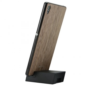 THE WOOD SKIN Surface Collection for Xperia Z4 Walnut