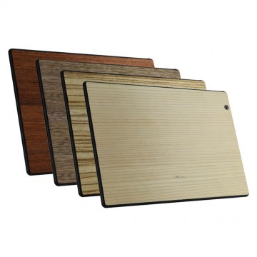 THE WOOD SKIN Surface Collection for Xperia Z4 Tablet Zebra Wood