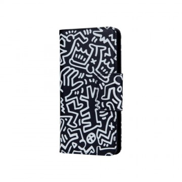 Keith Haring Collection Flip-Out Cover Chaos/Black x White