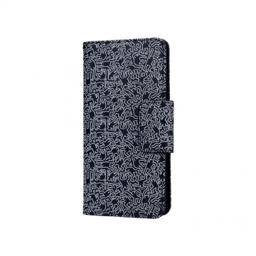 Keith Haring Collection Flip-Out Cover People/Black x White