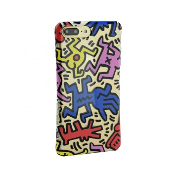 Keith Haring Collection TPU Case for iPhone 7 Plus Chaos
