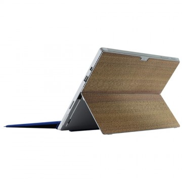 Microsoft公式ライセンス商品 :  THE WOOD SKIN for Microsoft Surface Pro 4 Walnut