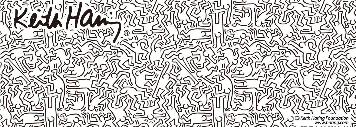 Keith Haring Collection for iPhone6