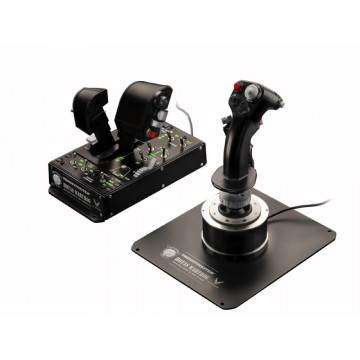 Thrustmaster Hotas Warthog U.S. Air Force A-10C attack aircraft HOTAS for PC 【正規保証品】