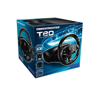 Thrustmaster T80 Racing Wheel for PS4™/PS3™【正規保証品】