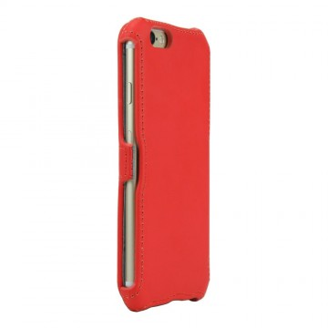 Keith Haring Collection Flip Cover for iPhone 6 Radiant Baby/Red x Yellow