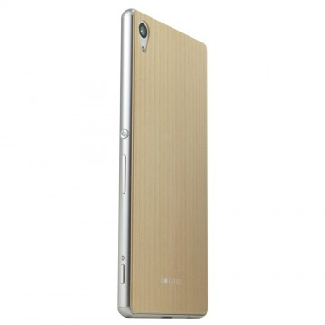 THE WOOD SKIN Surface Collection for Xperia Z4 Cedar Tree