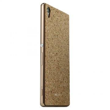 THE CORK SKIN Surface Collection for Xperia Z4 コルク