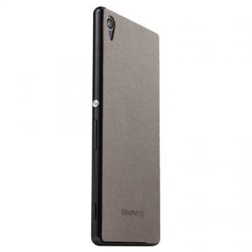 THE Ultrasuede Skin Surface Collection for Xperia Z4 Sand