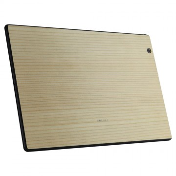 THE WOOD SKIN Surface Collection for Xperia Z4 Tablet Cedar Tree