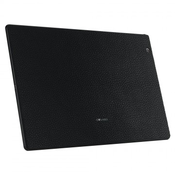 THE LEATHER SKIN Surface Collection for Xperia Z4 Tablet Emboss Black