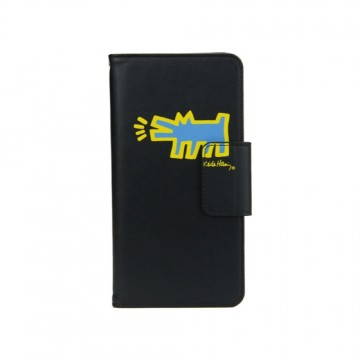 Keith Haring Collection Flip-Out Cover Dog Symbol/Black
