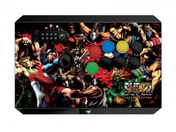 【アウトレット・箱潰れ品】Atrox Arcade Stick for Xbox 360® - Super Street Fighter IV® AE Collector's Edition ゲーミングコントローラー アーケードスティック【30%OFF】