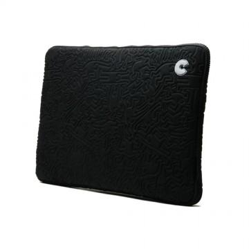 "KHC Sleeve MacBook(15"") EM/BK"
