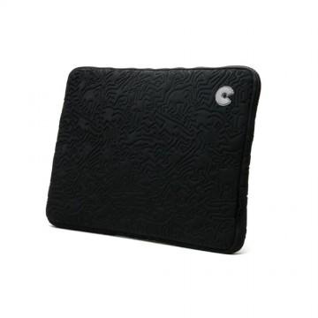 "KHC Sleeve MacBook(13"") EM/BK"